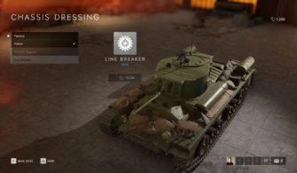 Battlefield V'te Tankları Kişiselleştirme Güncellemesi Geliyor!