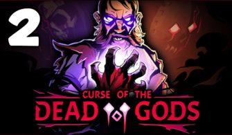 Curse of the Dead Gods Oyunu Şuanda Erken Erişime Açık