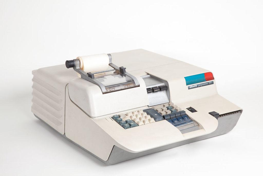 İlk Masaüstü Bilgisayar, Program 101 (1965)