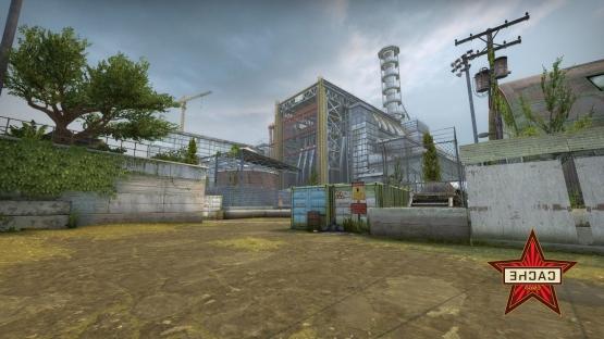 CS:GO Atölye Haritaları Cache Mirror
